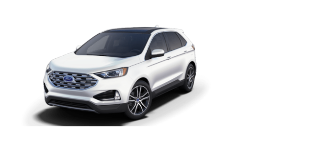 New  Ford Edge Titanium Suv For Sale Lease Kerrville Tx